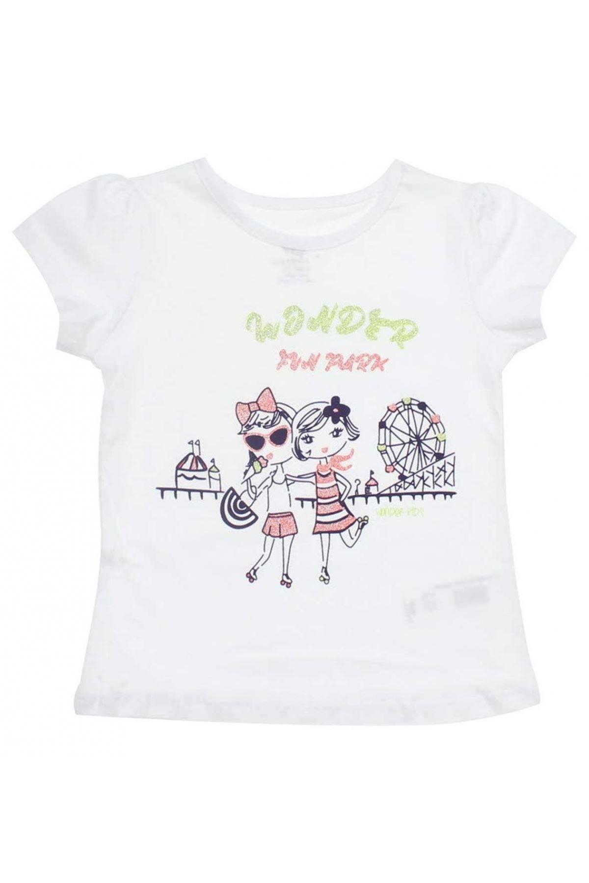 Wonder Kids Kız Çocuk Pijama Takım