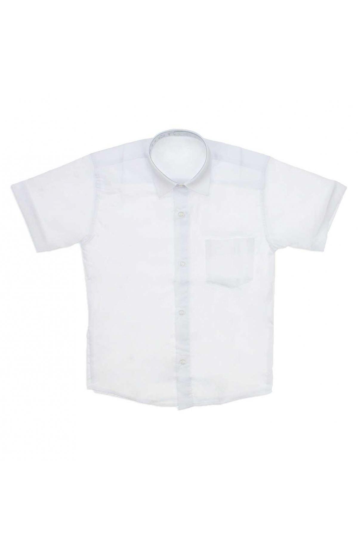 23 Nisan Erkek Çocuk Beyaz Gömlek