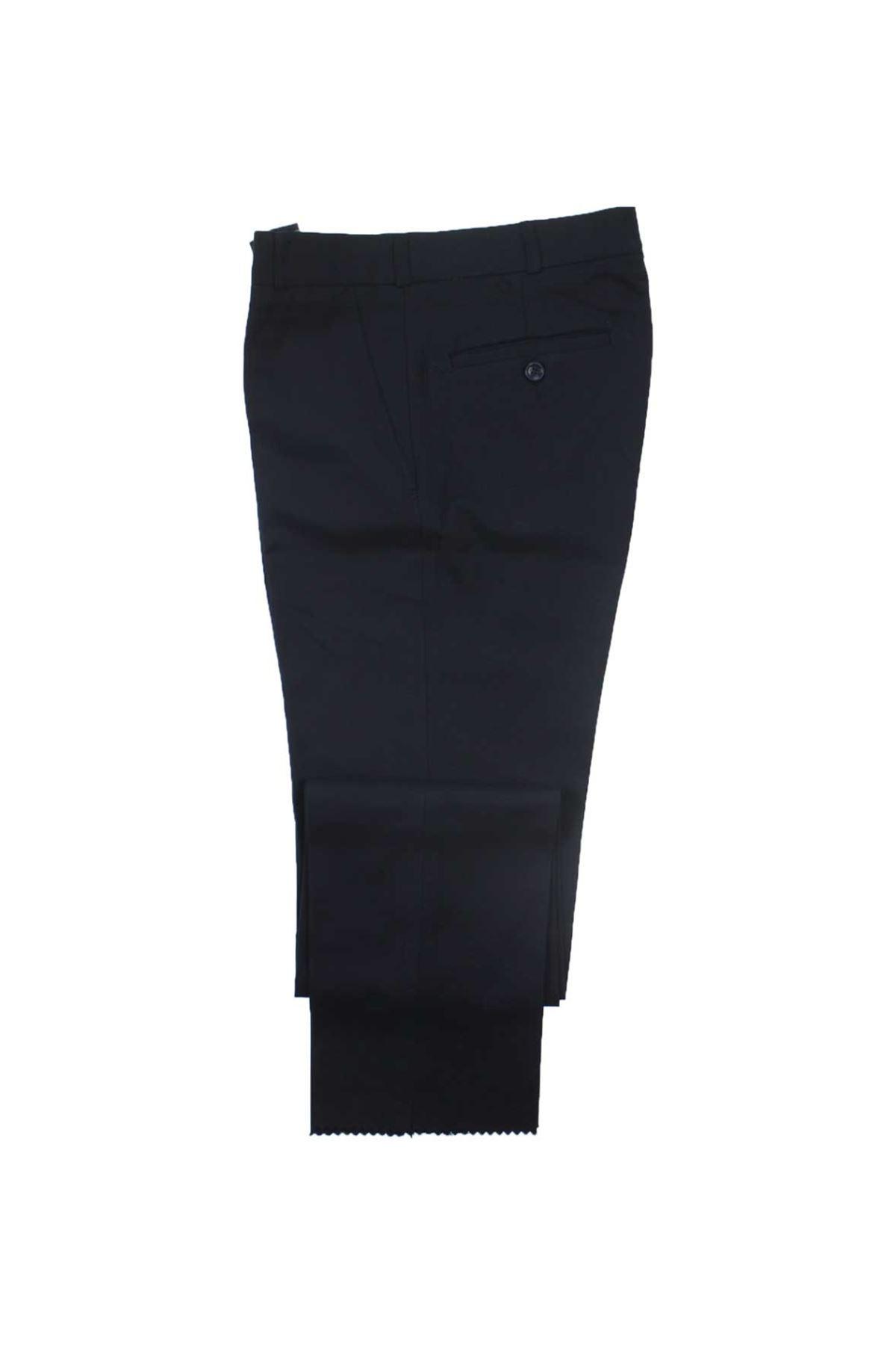 Modakids Erkek Çocuk Lise Lacivert Pantalon