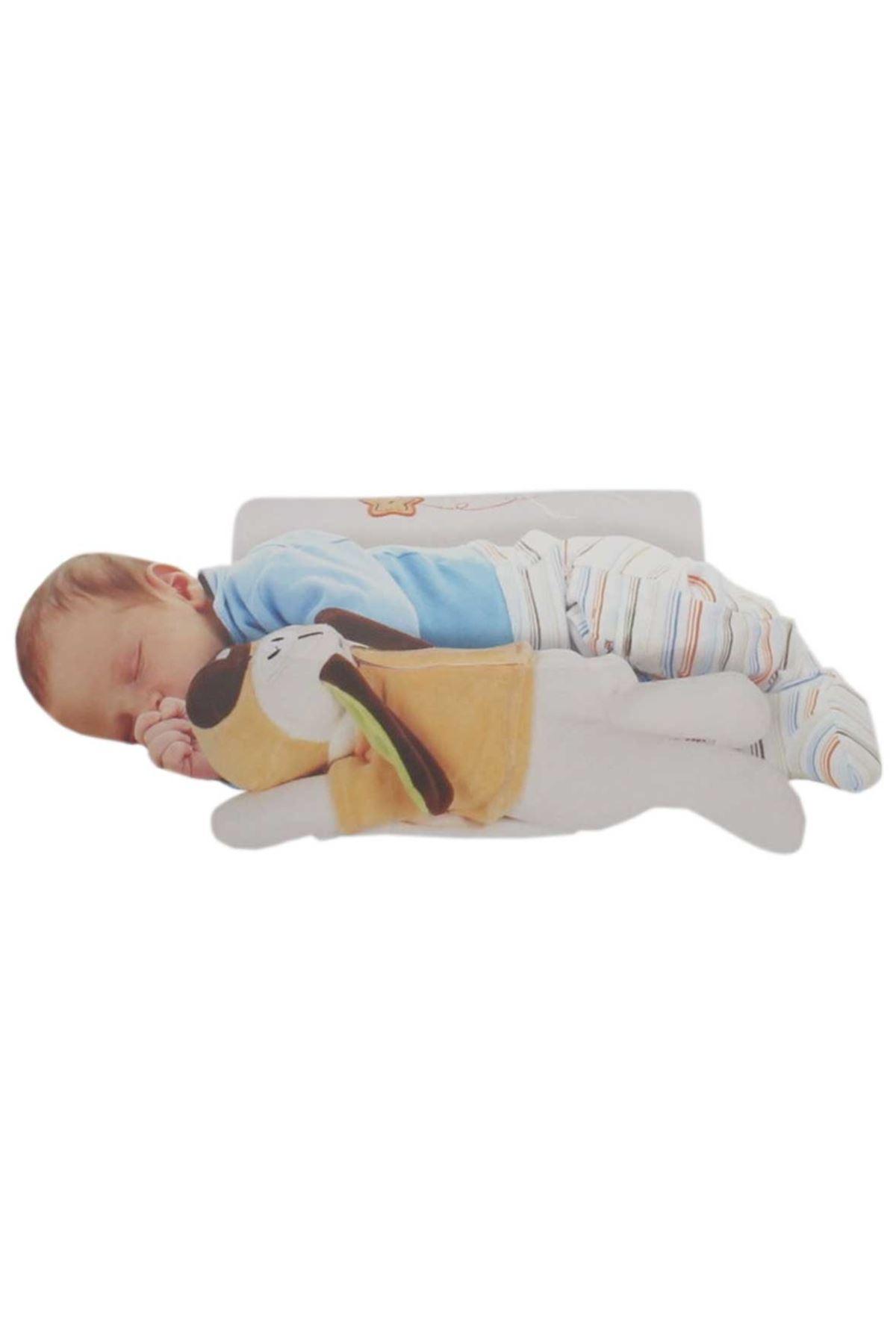 Sevi Bebe Oyuncaklı Yan Yatış Yastığı 035-254217-005