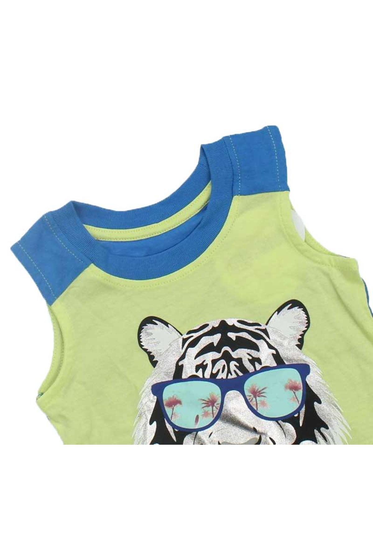 Wonder Kids Erkek Bebek Atlet