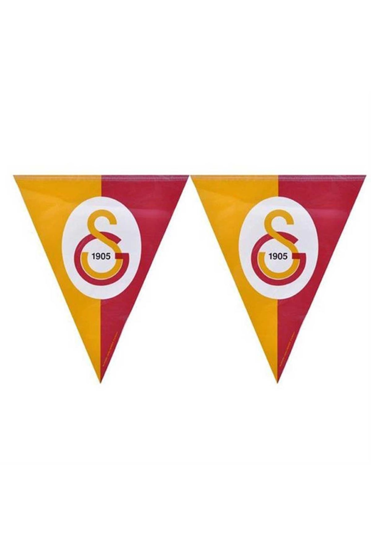 Galatasaray Lisanslı 11 li Üçgen Bayrak
