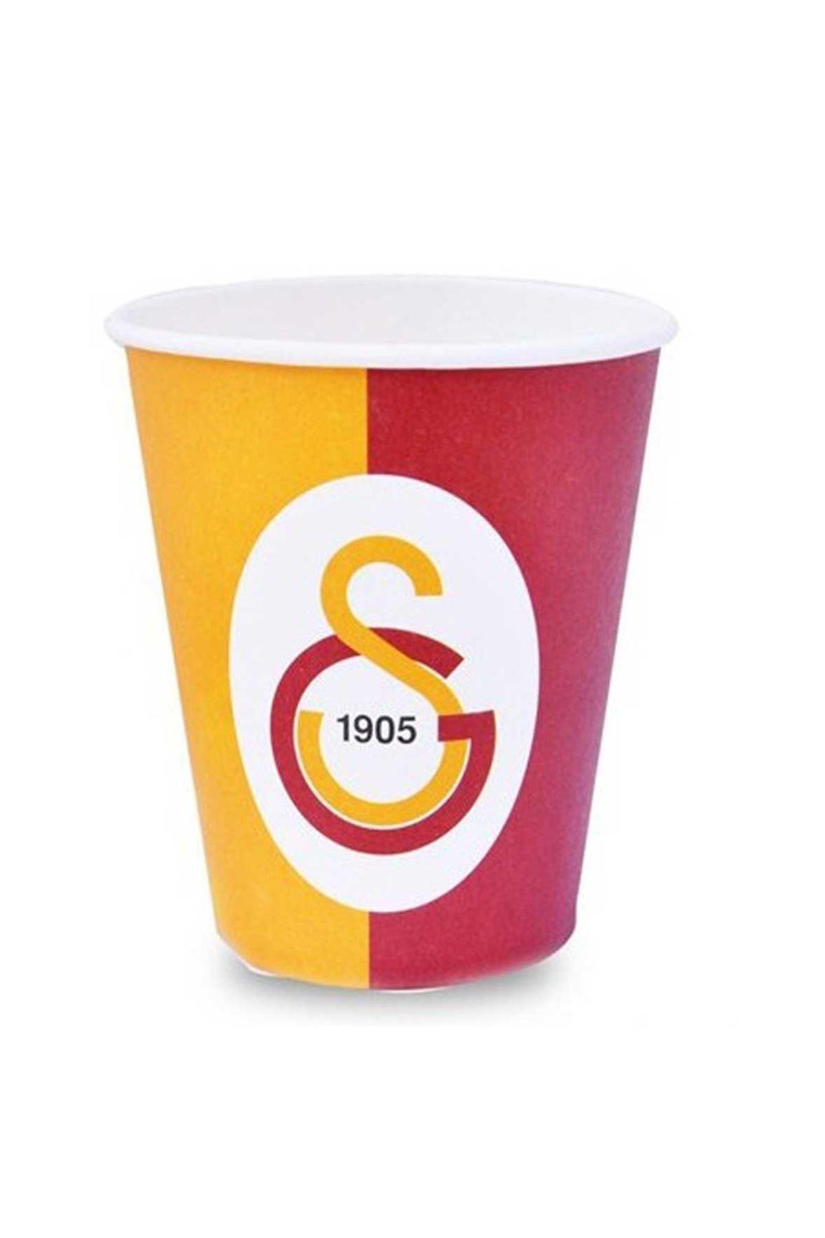 Galatasaray Lisanslı 8 li Parti Bardağı