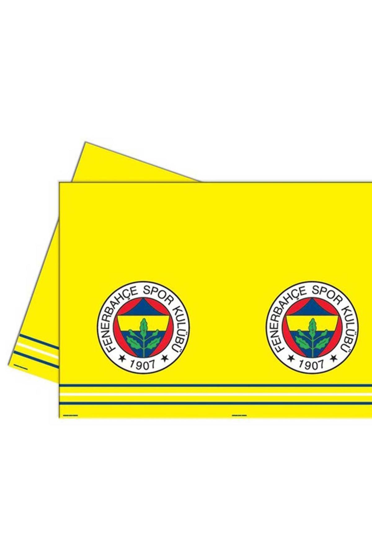 Fenerbahçe Lisanslı Parti Masa Örtüsü