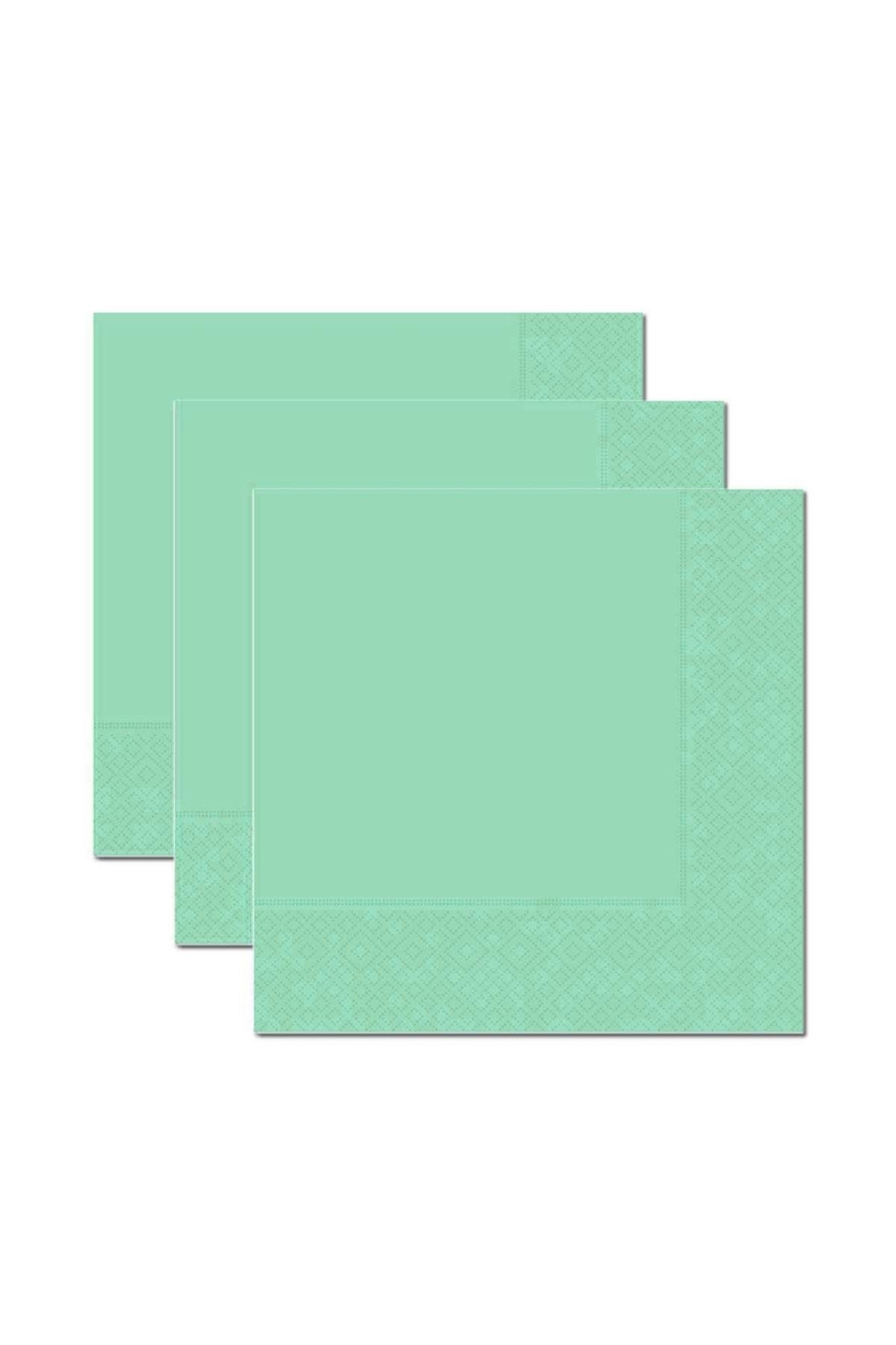 Su Yeşili 20 li Kağıt Peçete