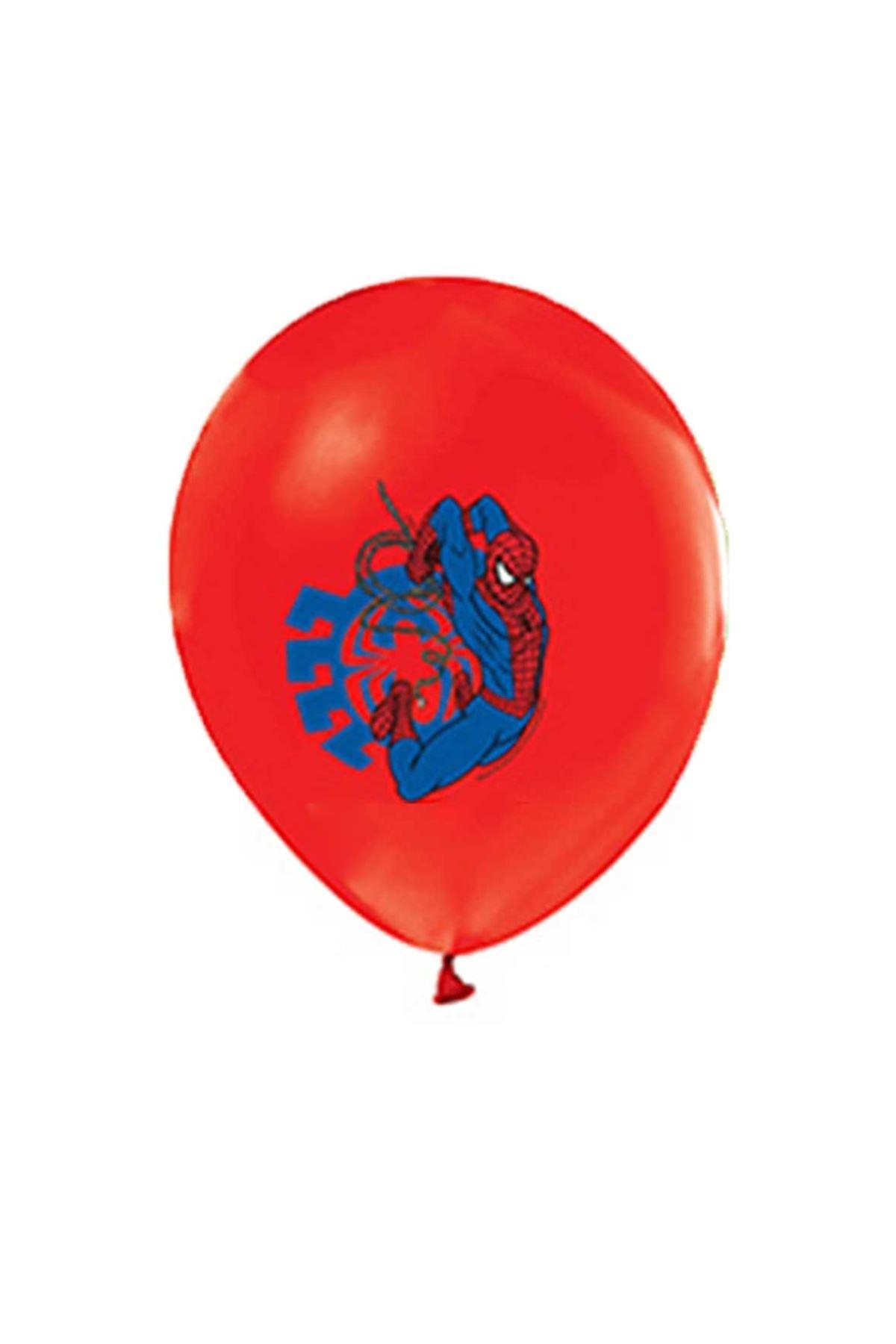 Örümcek Adam Kırmızı Balon