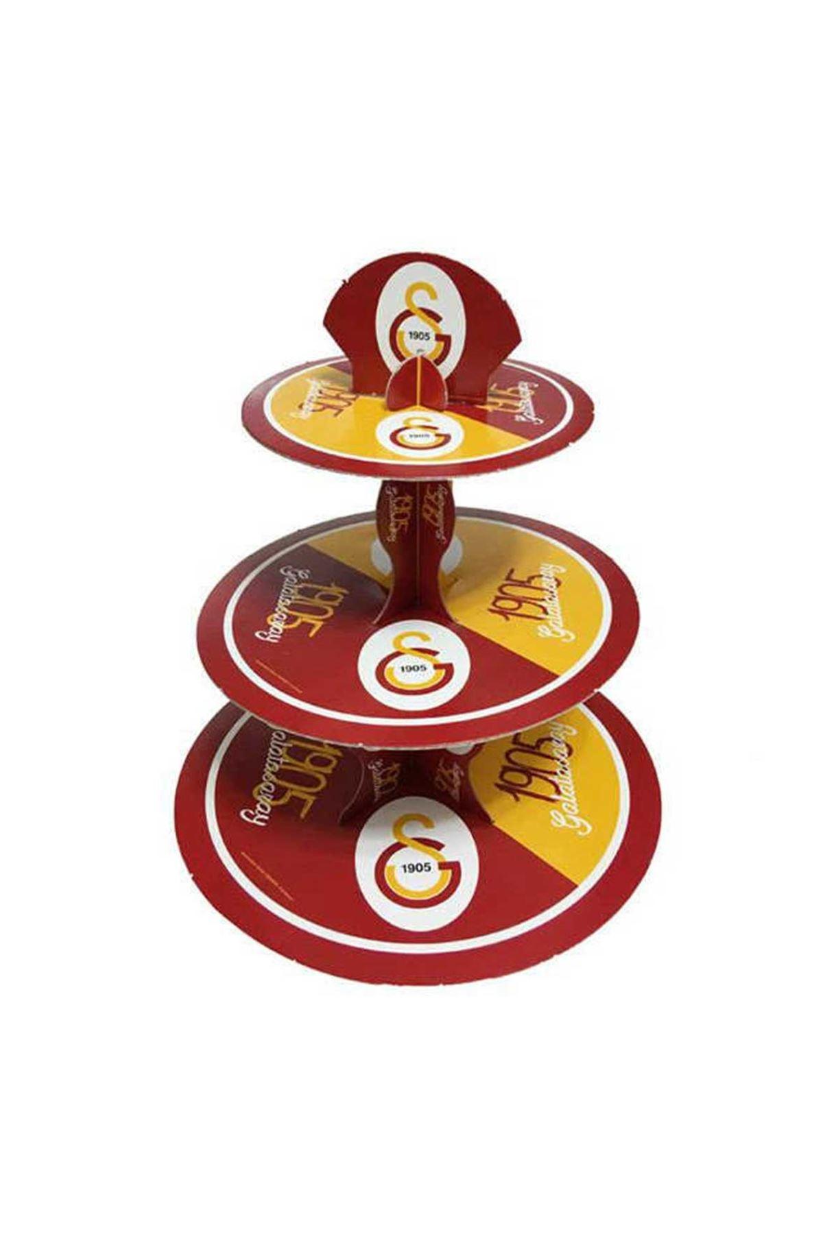 Galatasaray Lisanslu Cupcake Standı