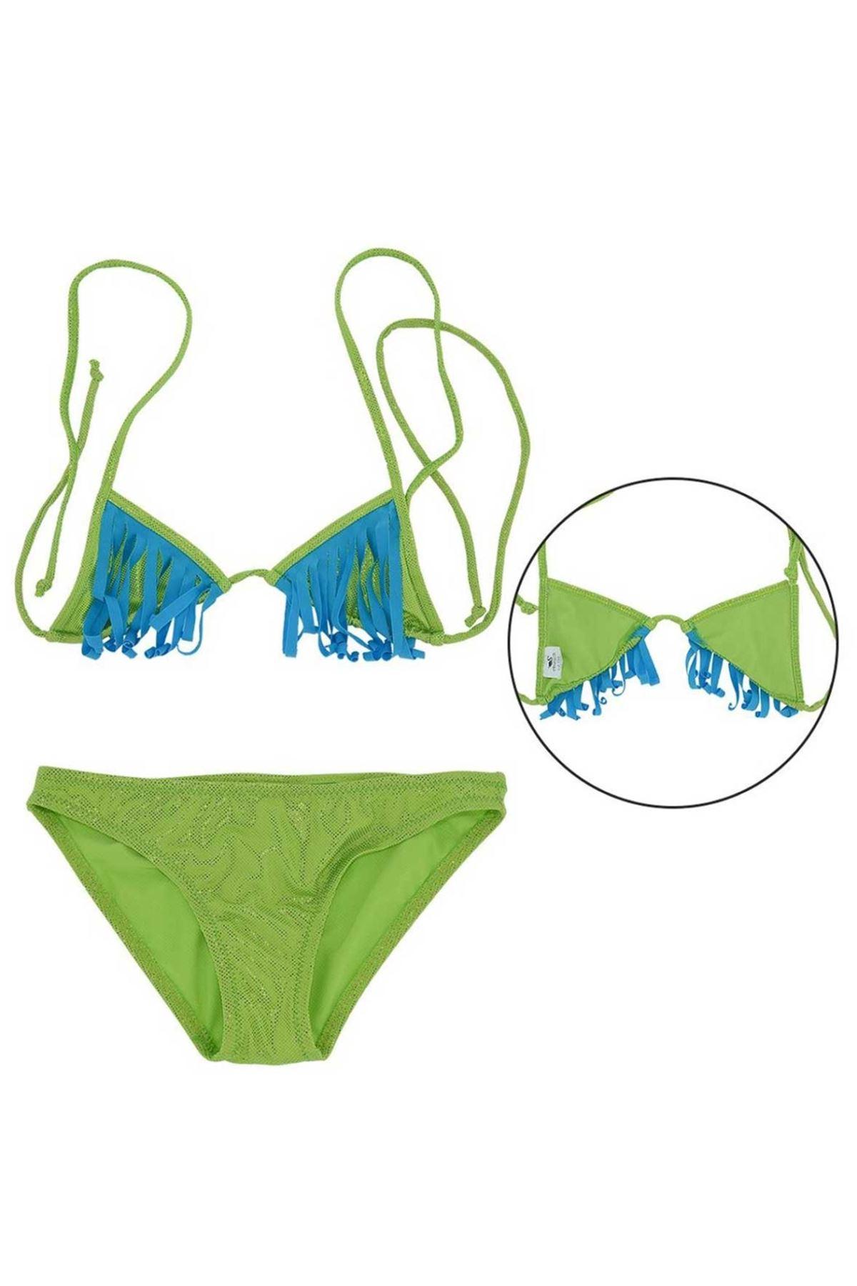 Asmay Kız Çocuk Bady Bikini