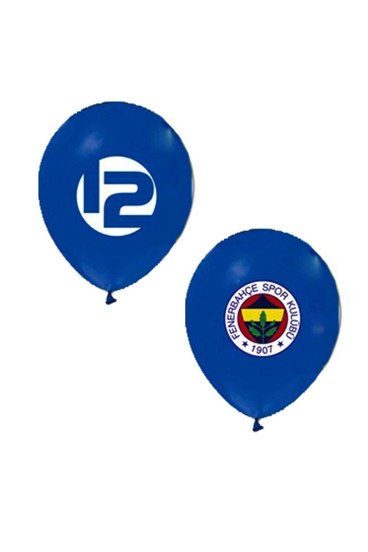 Fenerbahçe Lisanslı Lacivert Balon