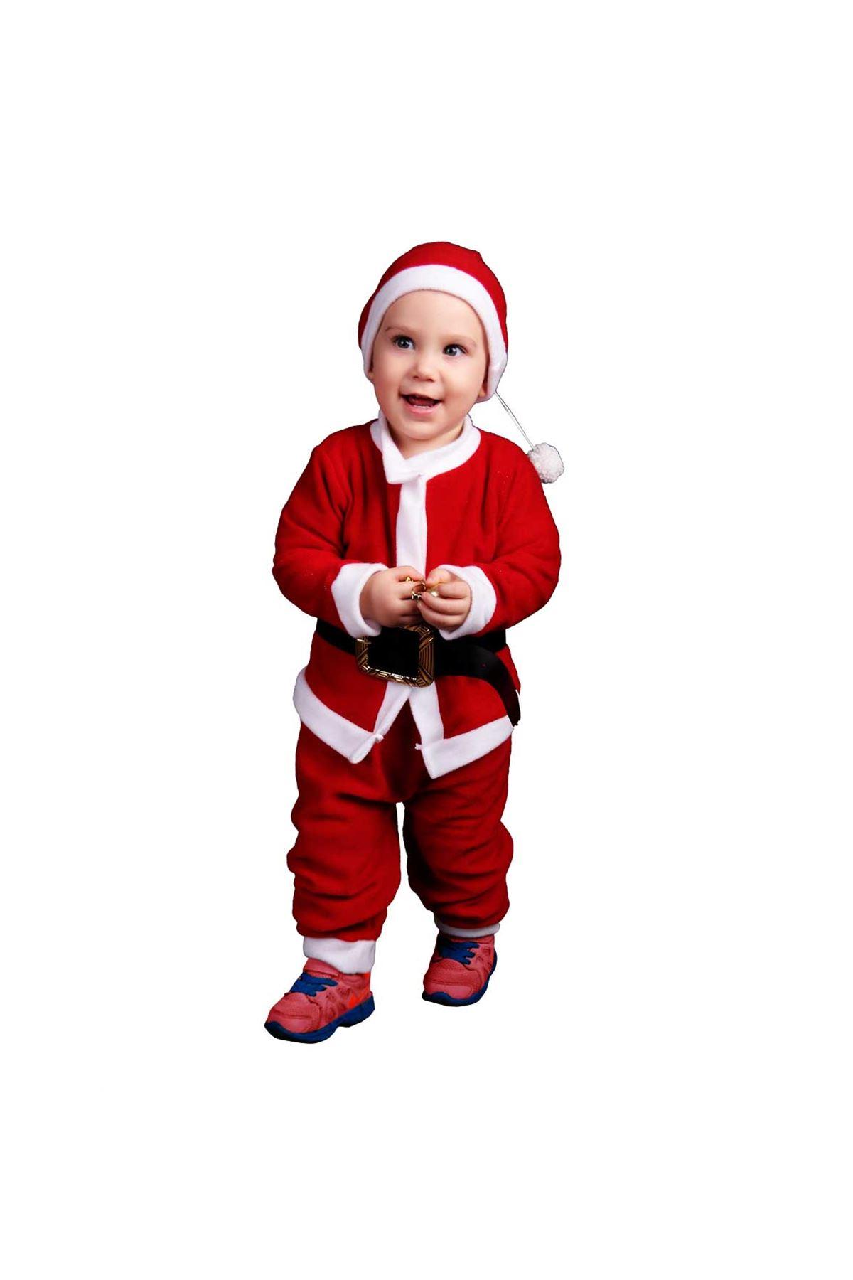 Baby Boy Santa Claus Costume