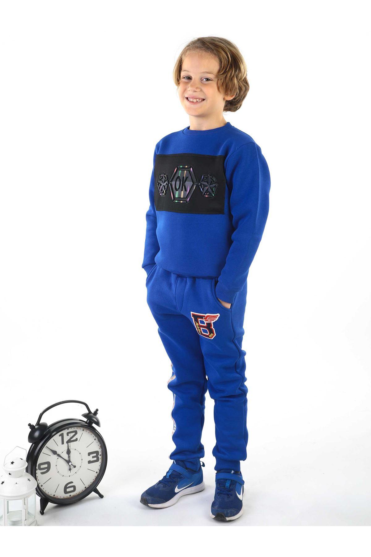 Sax Winterisation Male Child Sweatshirt