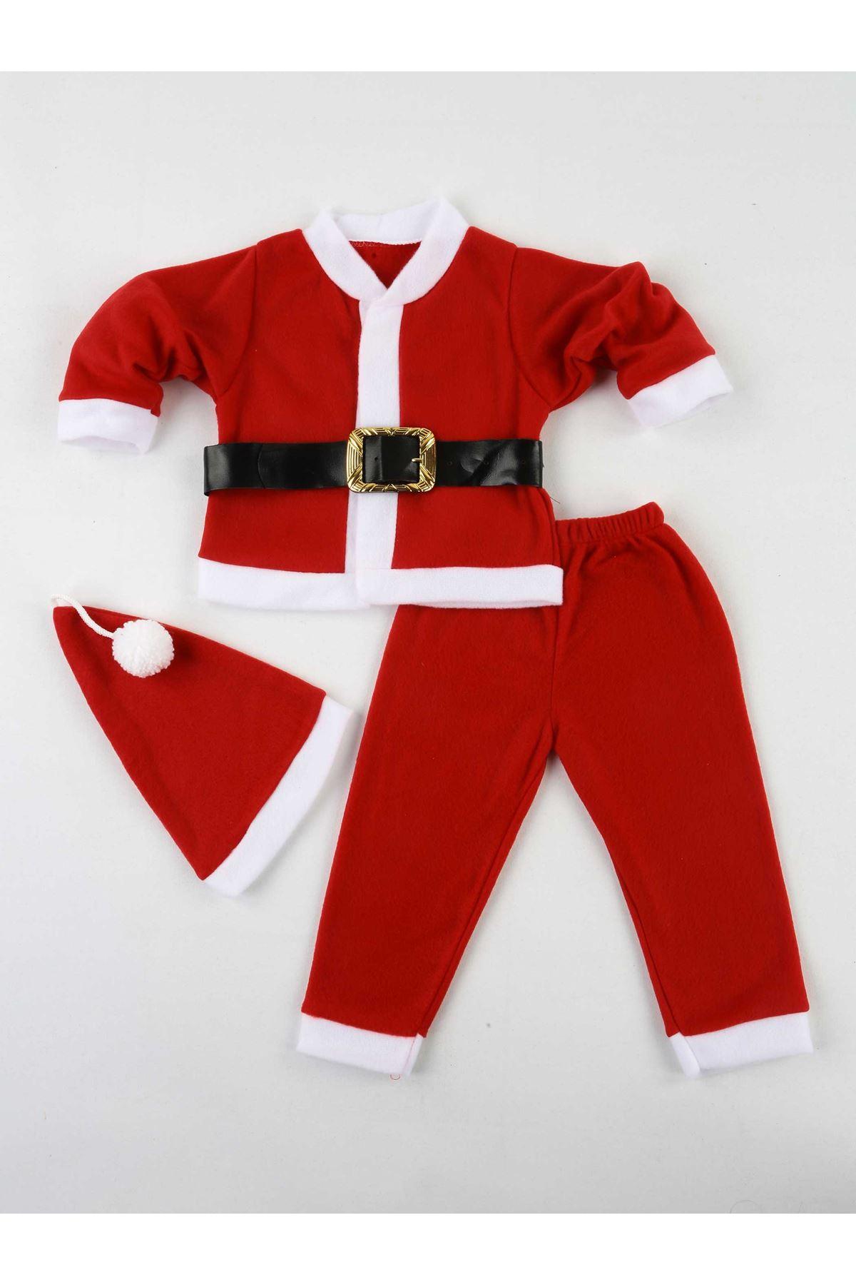 Boy's Santa Claus Costume