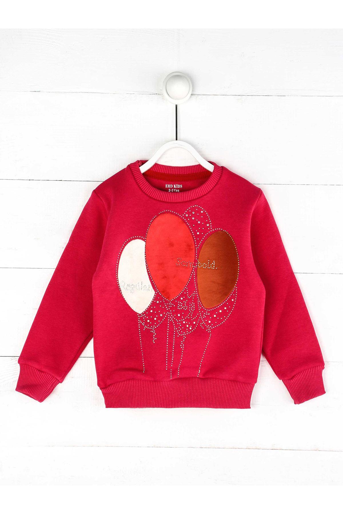 Damson Winter Girls Children Sweatshirts