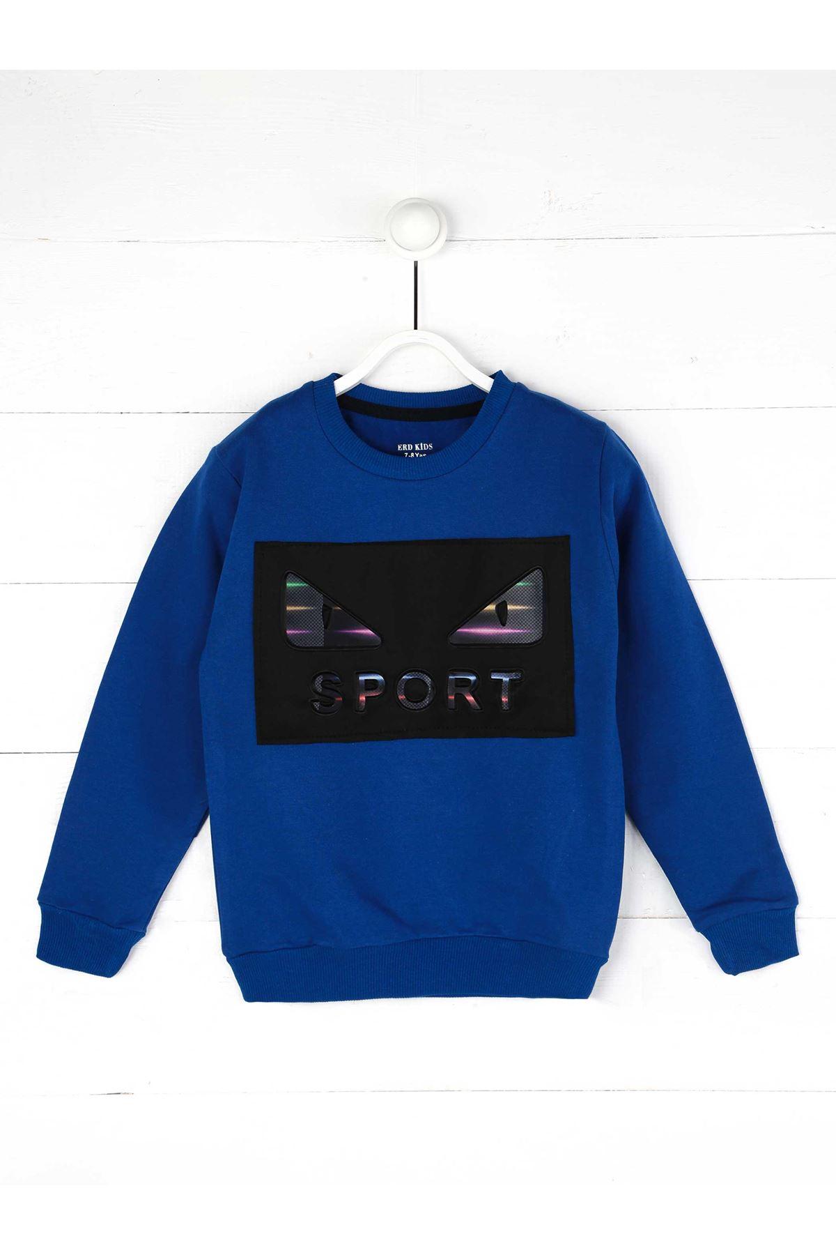 Sax Seasonal Male Child Sweatshirt