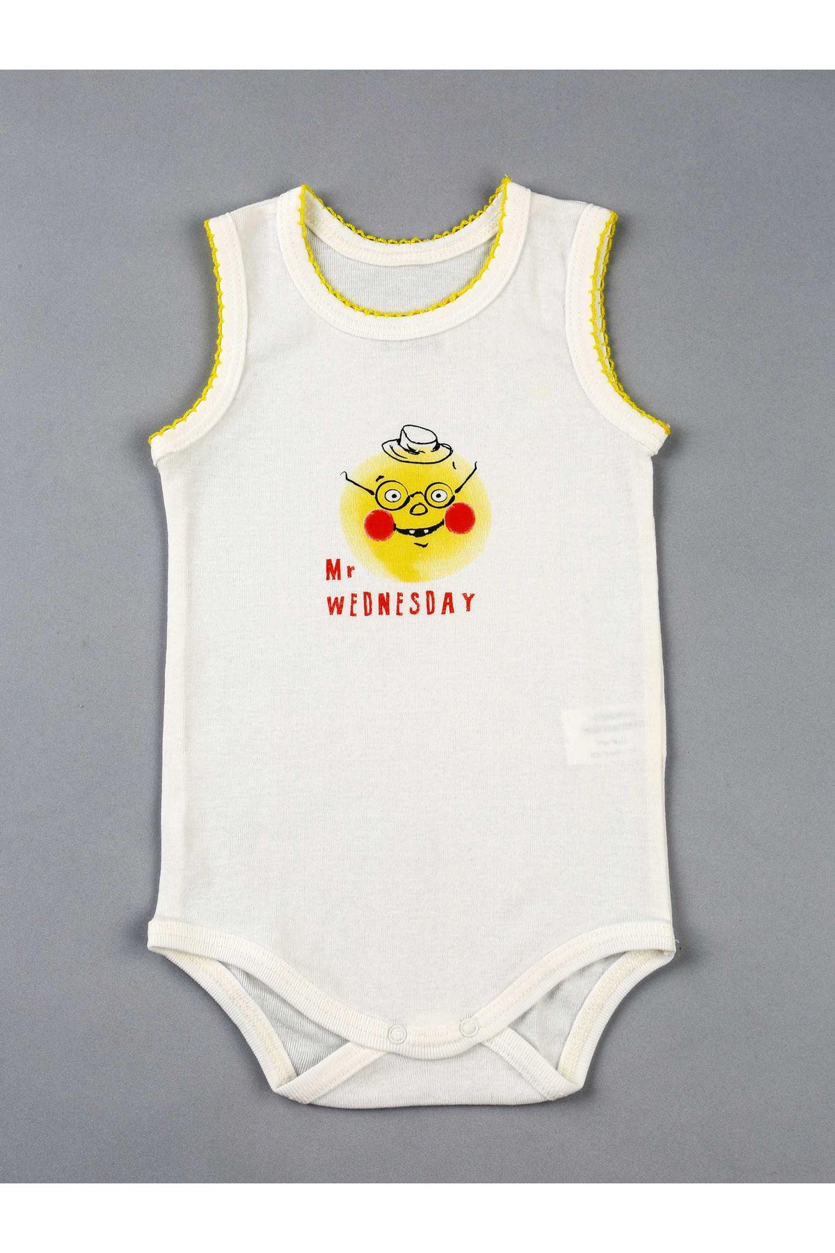 Beyaz Bebek Haftanın 7 Günü Özel Badi