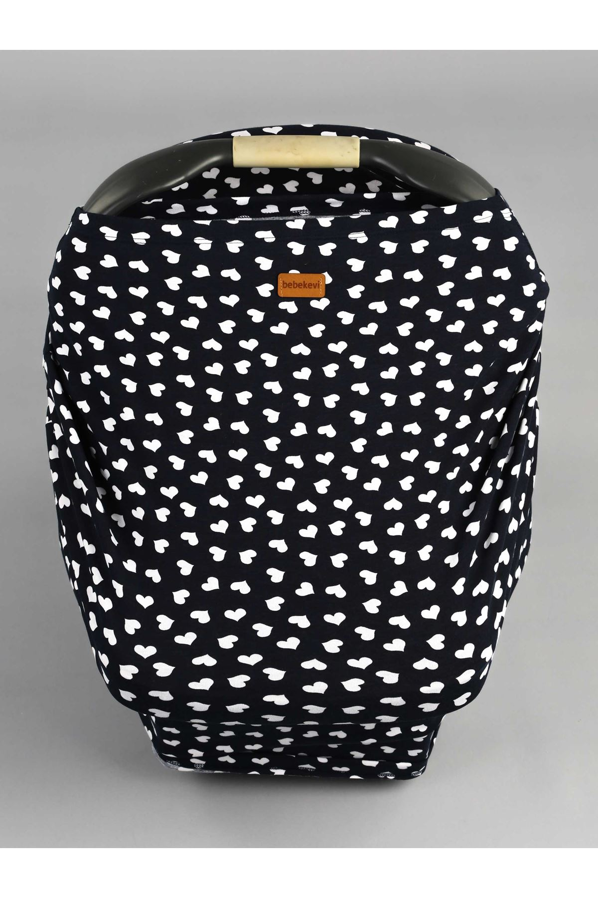 Navy blue mother baby breastfeeding cover stroller sun cover mosquito net babies anti-rain models