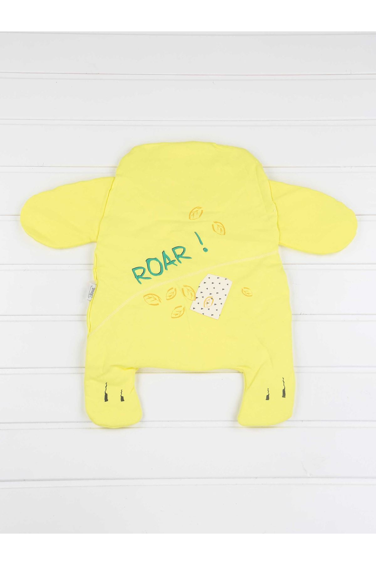 Sarı Erkek Bebek Alt Açma Minderi