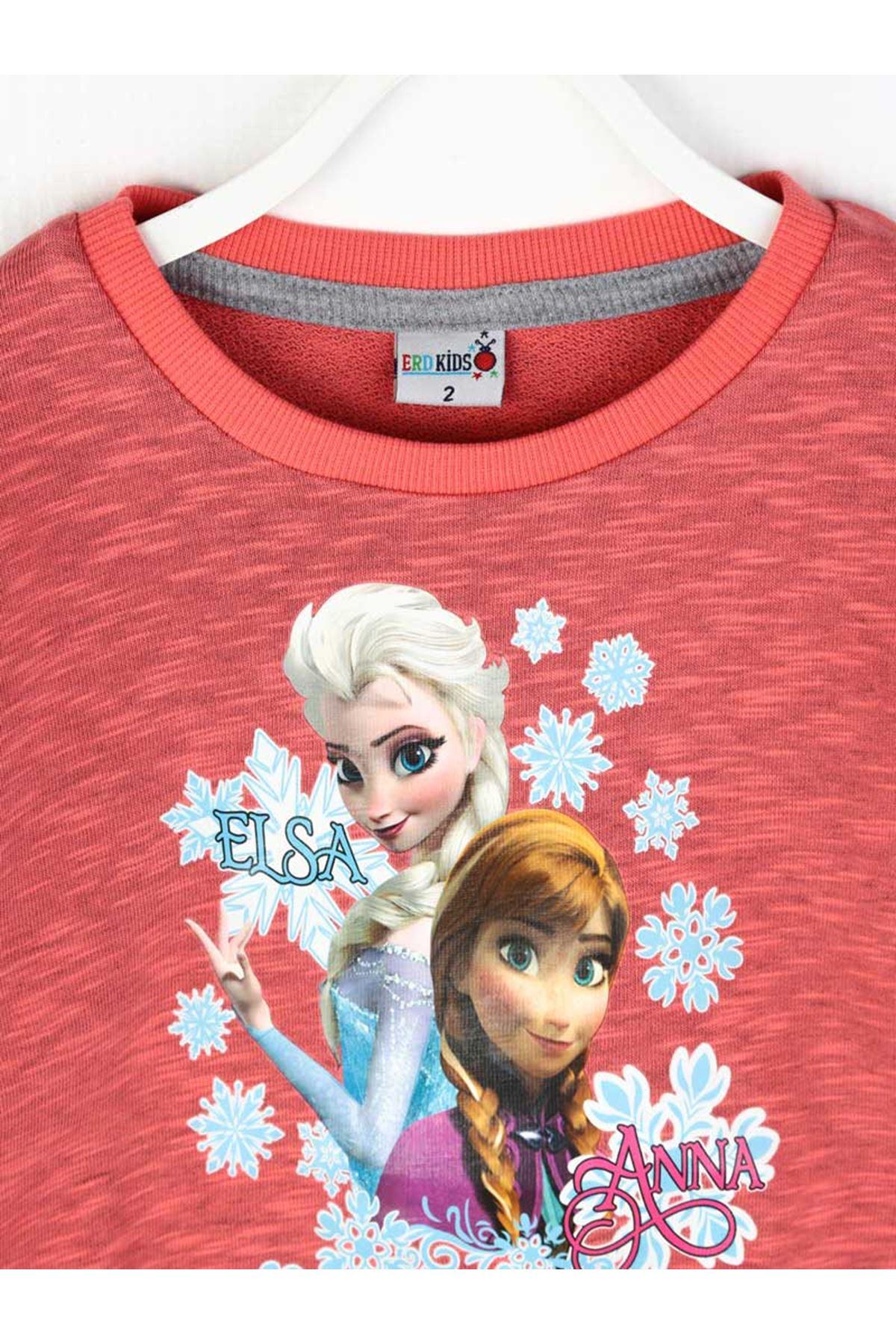 Narçiçeği Mevsimlik Kız Çocuk Sweatshirt