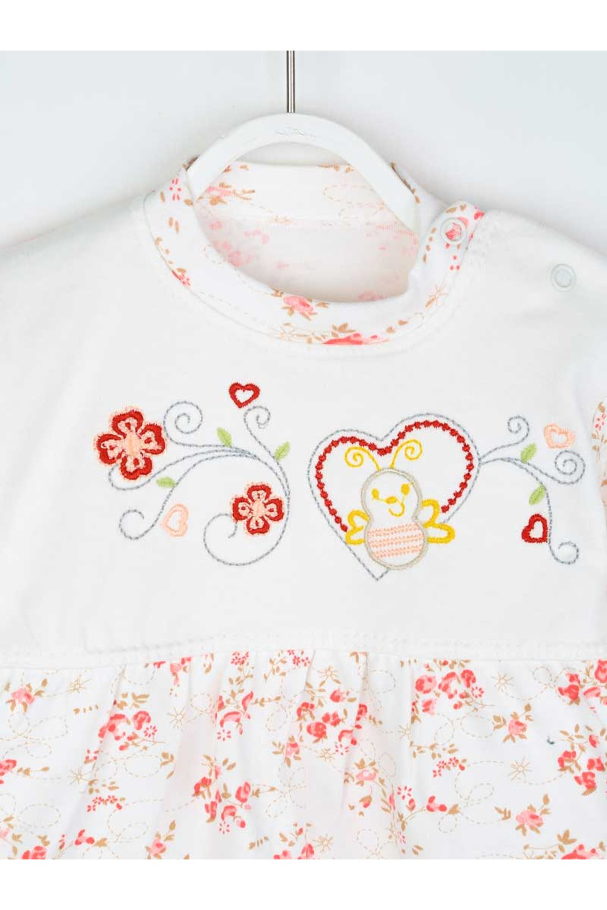 White Pink Baby Girl Daily 2 Piece Suit Set Cotton Daily Seasonal Casual Wear Girls Babies Suit Outfit Models