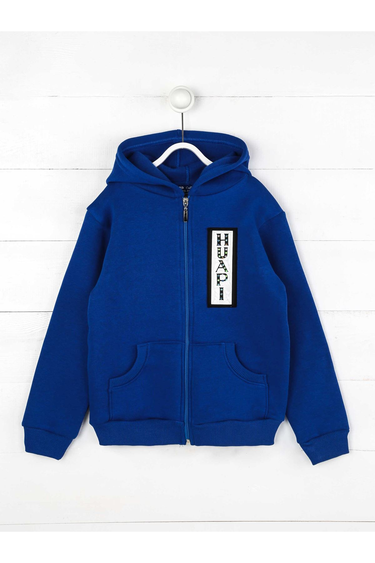 Sax Kışlık Kapüşonlu  Kız Çocuk Sweatshirt