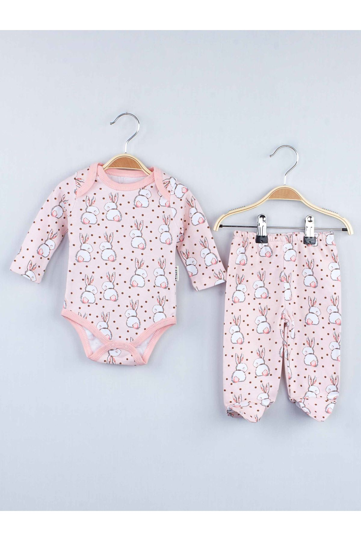 Powder Seasonal Girl Baby Badili Suit