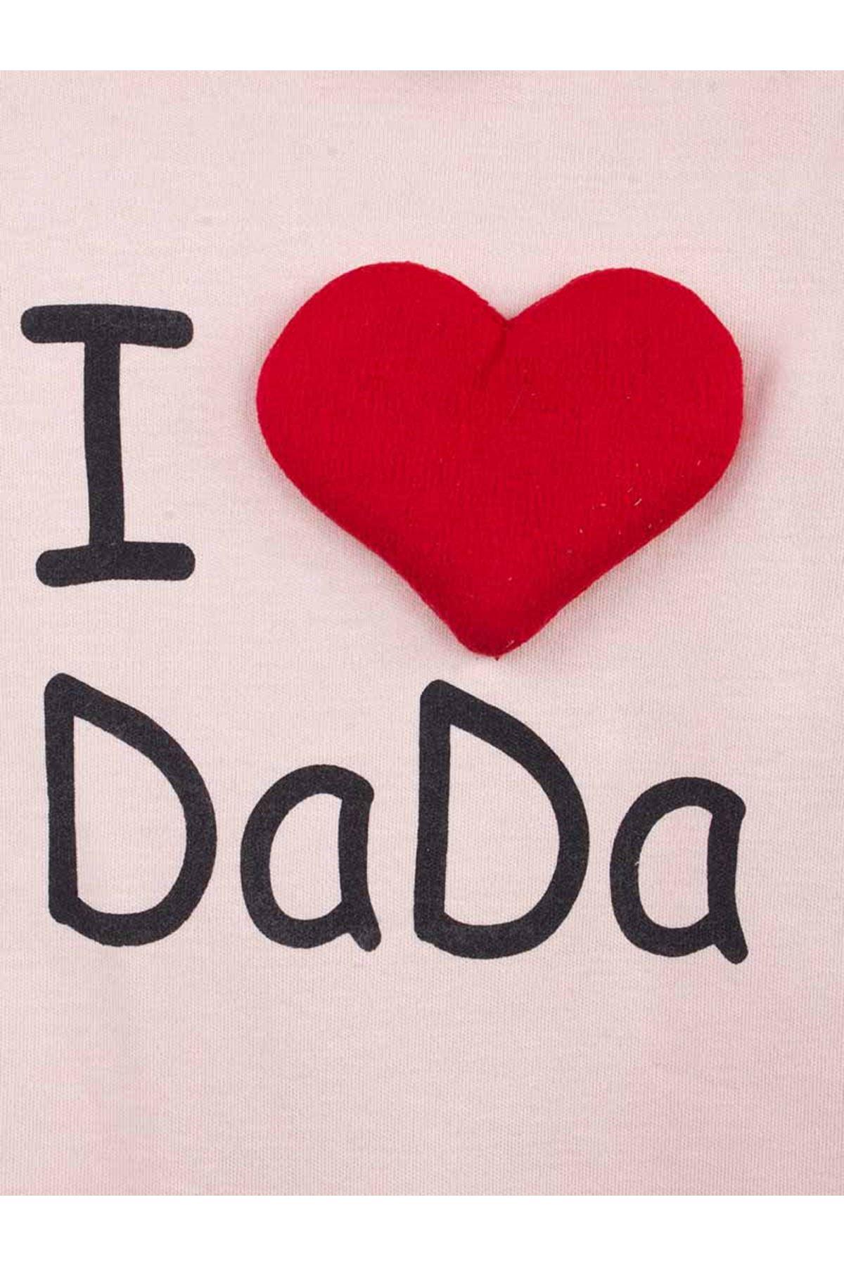 Pudra I Love Dada Bebek Tulum