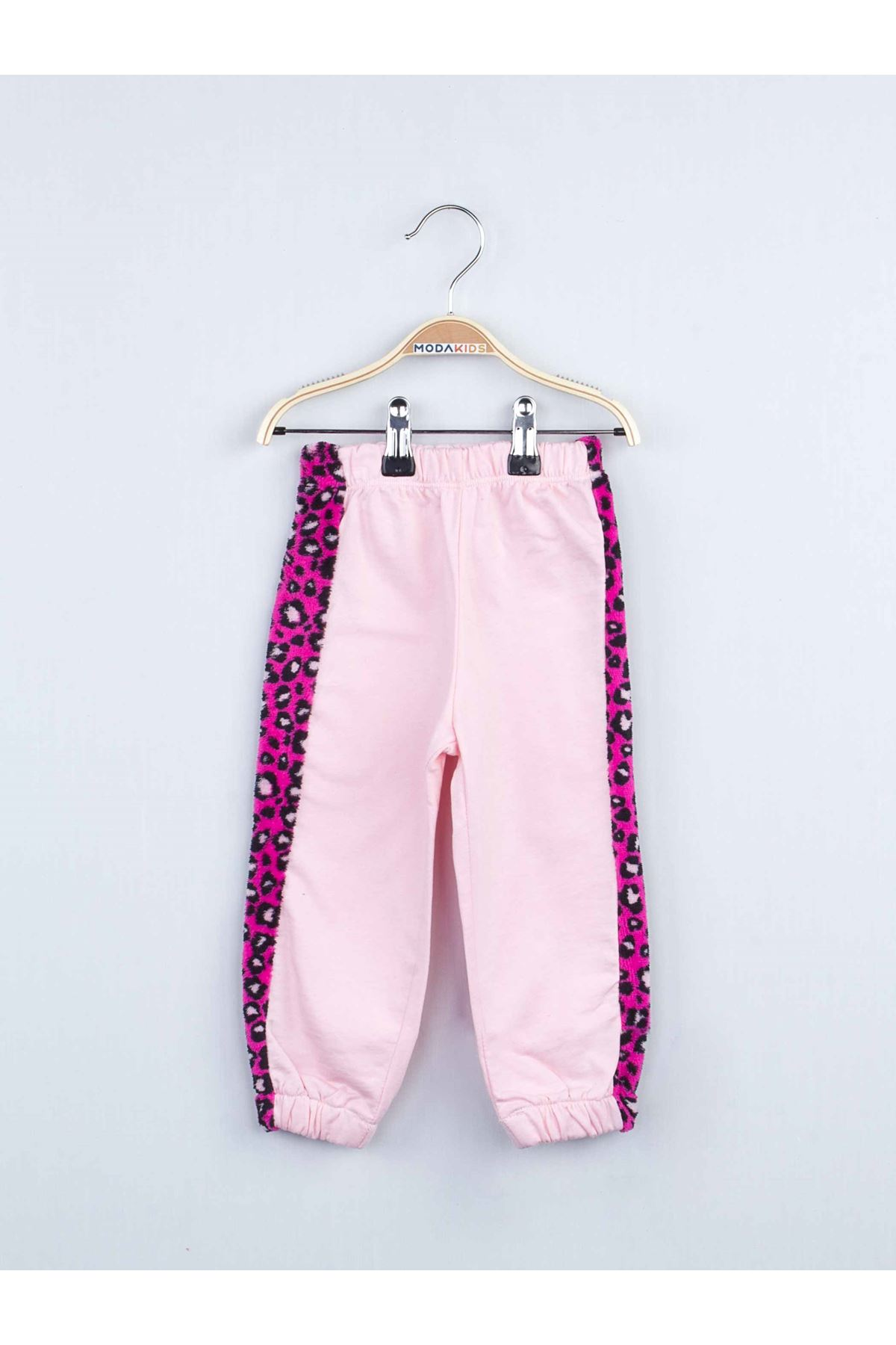 Pink Girls 2 Piece Tracksuit Set Casual Teenage Kids Seasonal Cotton Casual Girl Clothing Outfits Models