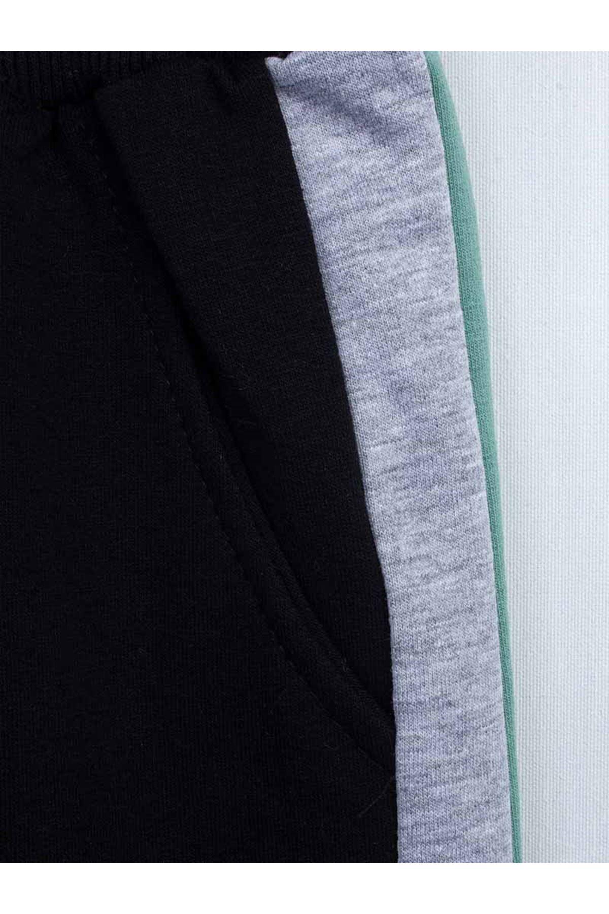 Gray green black girls seasonal bottom tracksuit top sweatshirt casual cotton cute tracksuit models