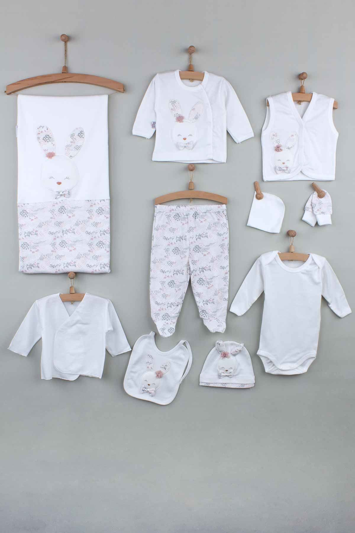 White baby girl newborn hospital outlet 10 piece set cute warm seasonal suit style models all babies need models