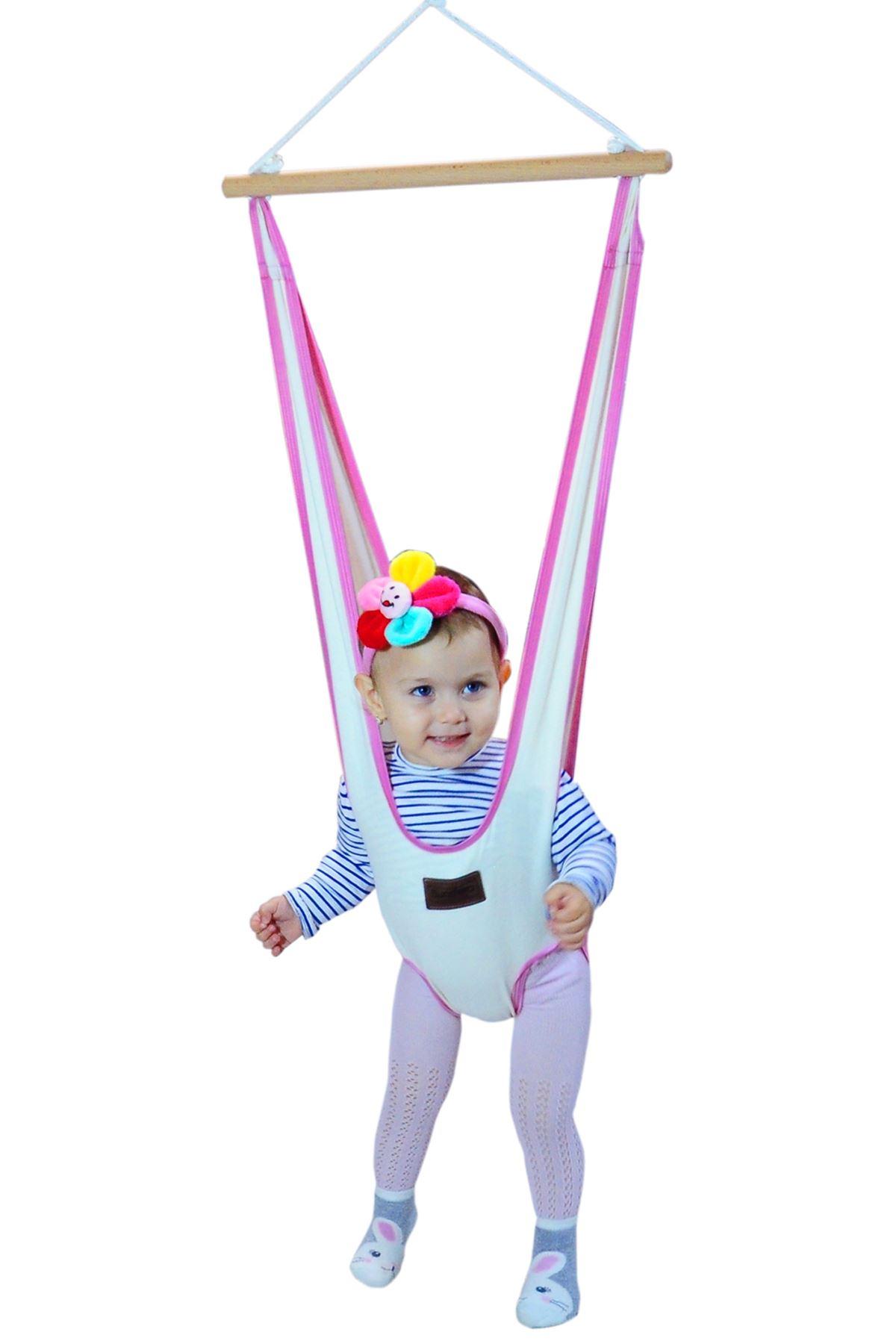 Bundera Luna Pink Baby Whoops Hoppy Walker