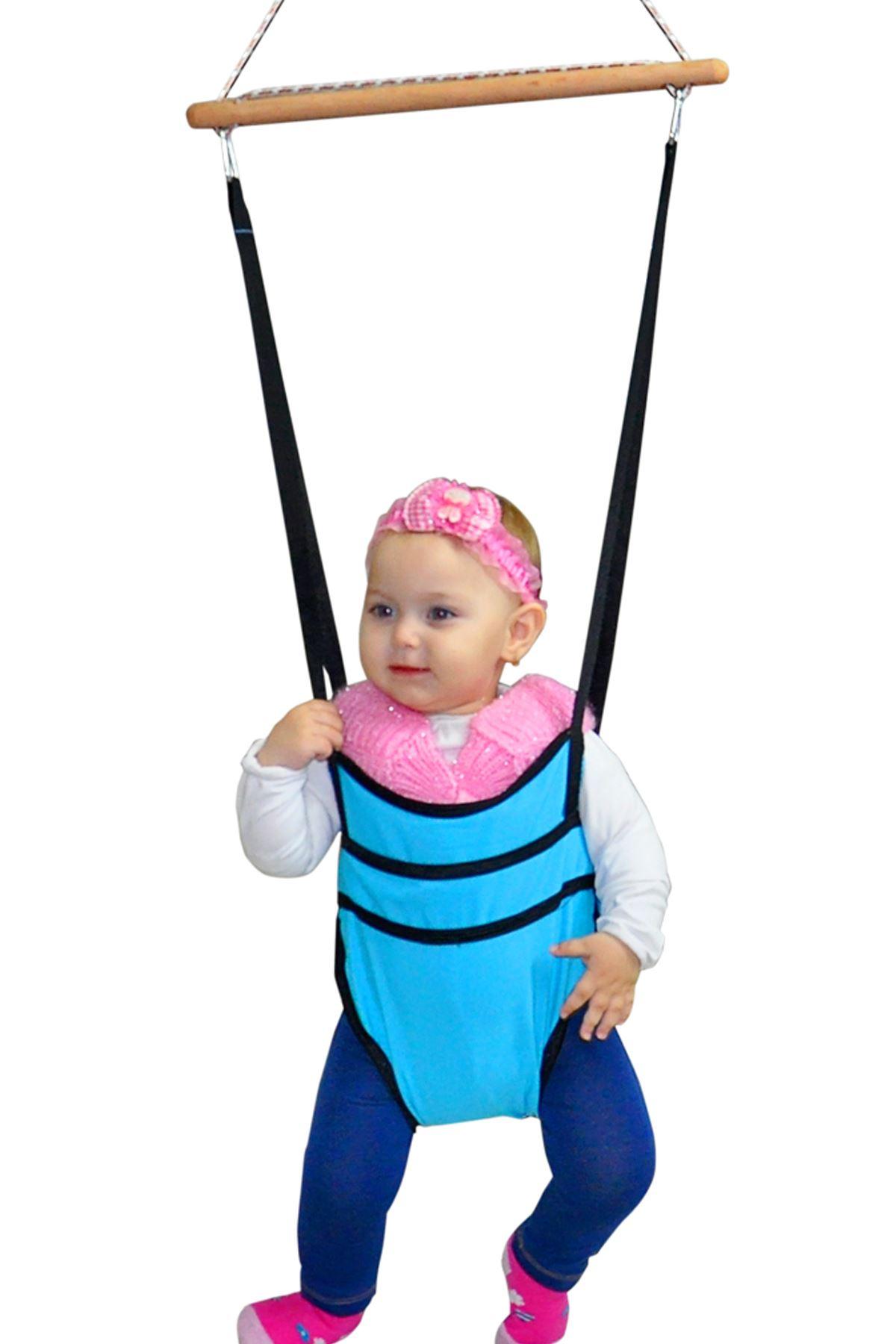 Bundera Bella Blue Baby Whoops Hoppy Walker