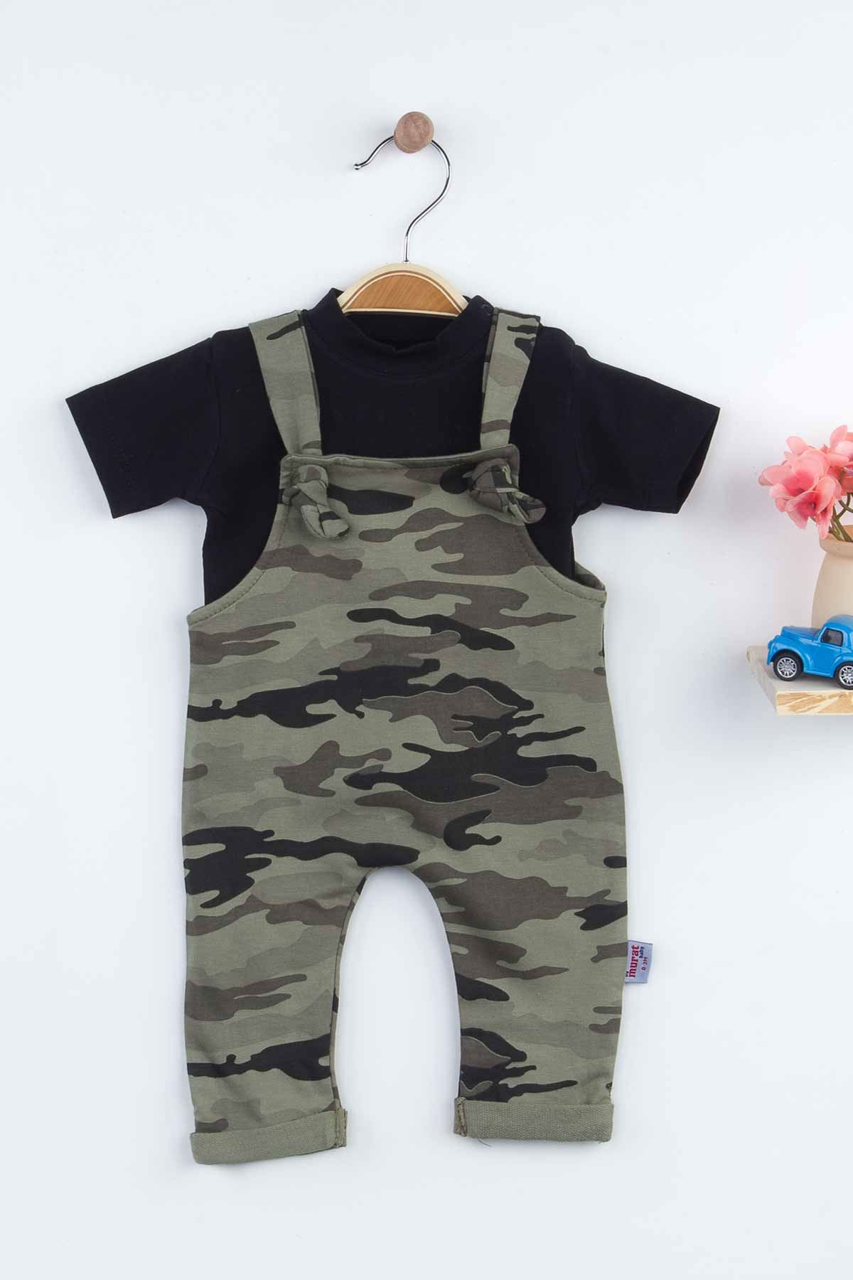Khaki Camouflage Baby Boy Rompers Fashion 2021 New Season Style Babies Clothes Outfit Cotton Comfortable Underwear for Boys Baby
