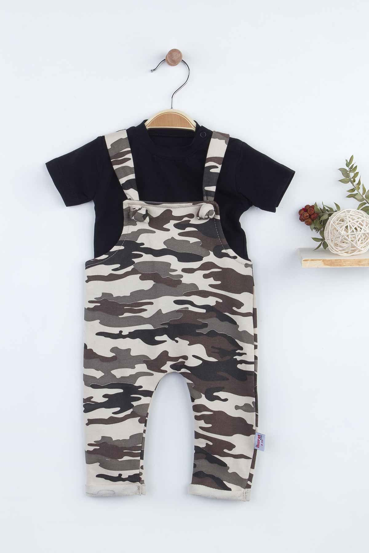 Baby Boy Rompers Soldier Fashion 2021 New Season Style Babies Clothes Outfit Cotton Comfortable Underwear for Boys Baby