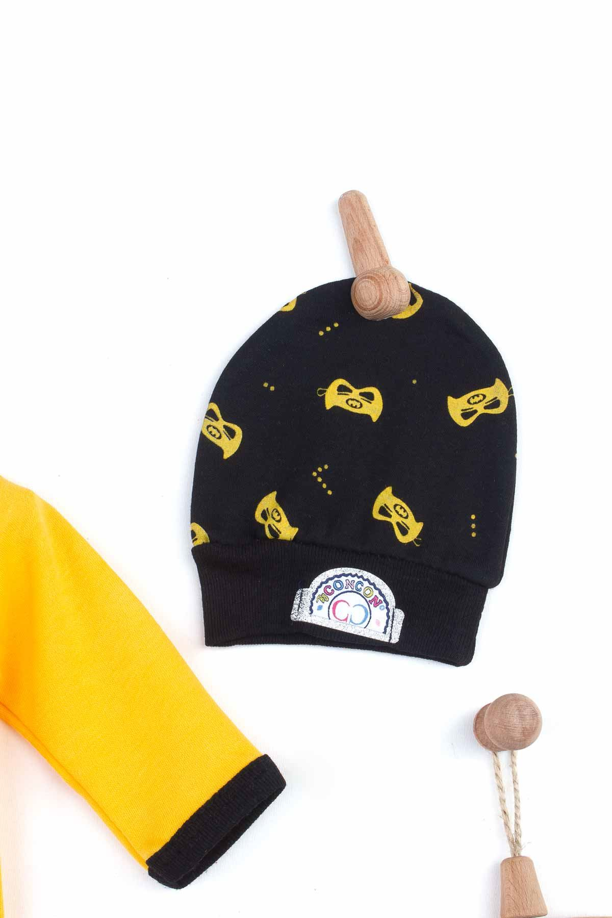 Girls Baby Boy Newborn Clothing 5-Piece set Cotton Fabric Batman Boys Babies Summer Clothes Gift Daily Casual Stylish outfit Mod