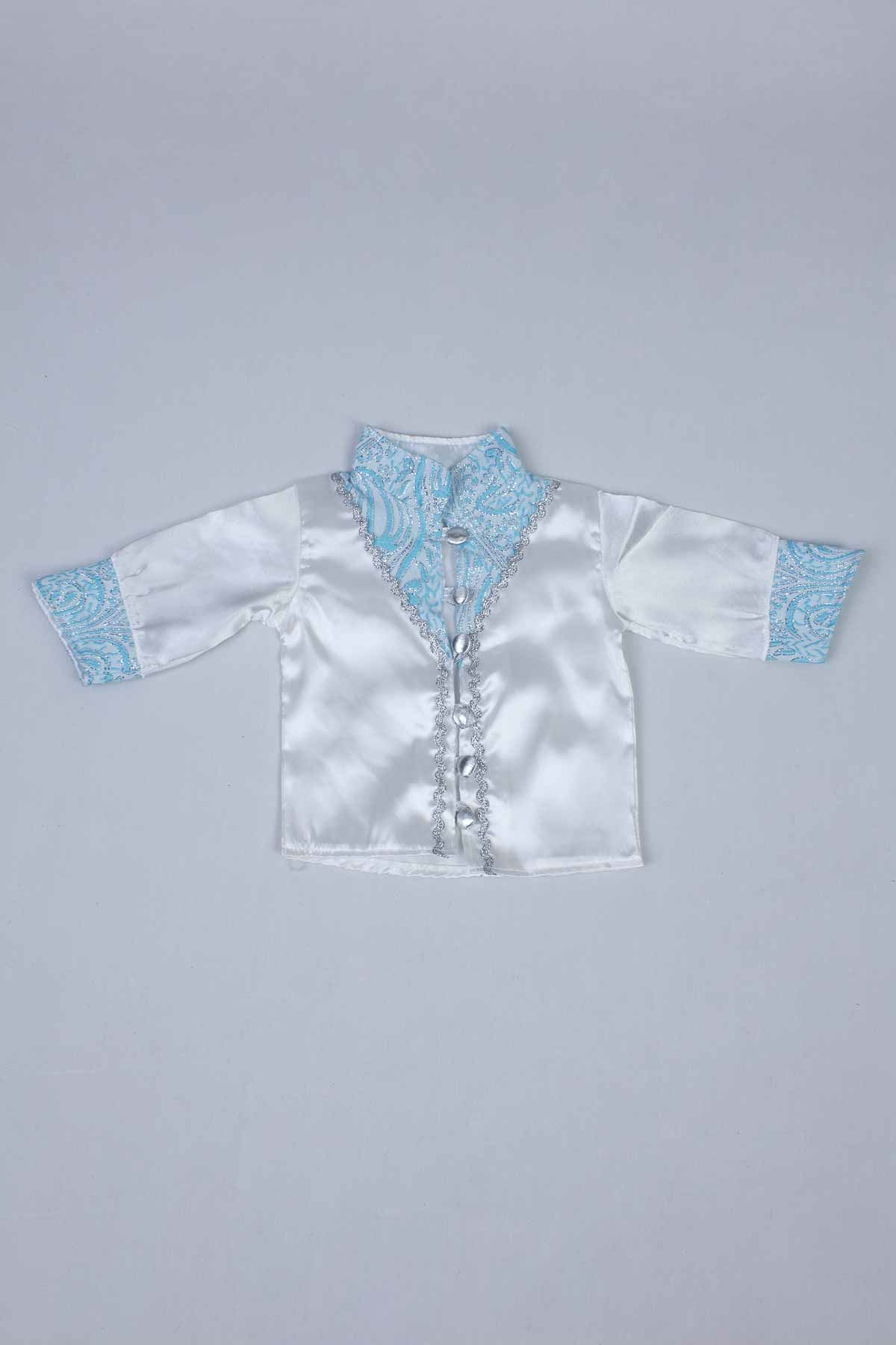Male Baby Suit Gent Prince Ottoman Prince Gentleman Formal Boy Babies 5 Piece Set Boys Clothing Special Occasions Outfit Models